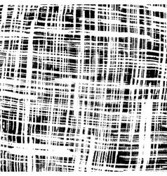 Grunge Thread Texture Overlay vector image