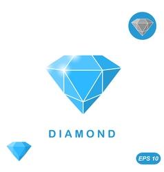 Adamant jewel vector