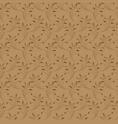 seamless texture of the branches on the vector image