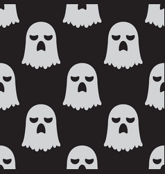 Halloween pattern seamless vector