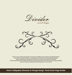 Card invitation elements vector