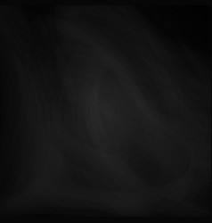 chalkboard black texture background for a banner vector image