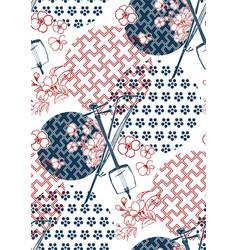 Kokyu sketch line art japanese chinese oriental vector