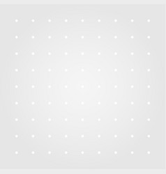 white dots on gradient background white texture vector image