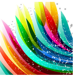 abstract colorful background for business artworks vector image