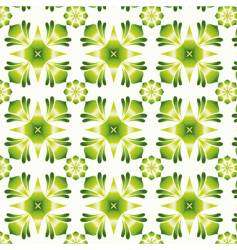 floral vintage wallpaper vector image
