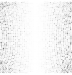 Half-tone dots dotted circles pattern sphere orb vector