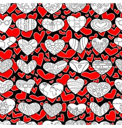 Cute valentines day vector