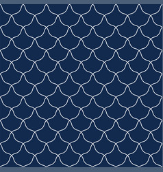 seamless stylish pattern - simple design vector image