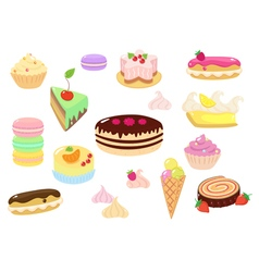Sweet Confection vector image