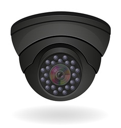 Surveillance cameras 01 vector