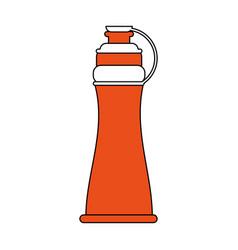 moisturizing drink vector image vector image