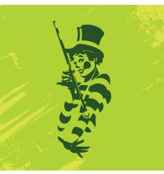 Clown illustration vector