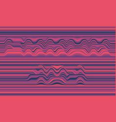 error 404 striped background vector image