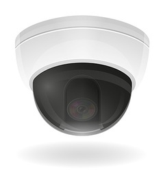 Surveillance cameras 02 vector