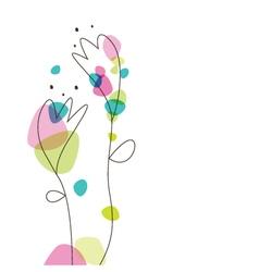 149 5 2016 flower vector image vector image