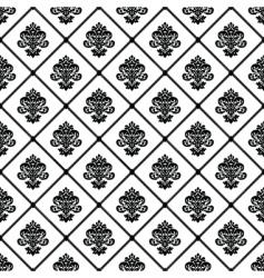 striped diagonal pattern vector image vector image