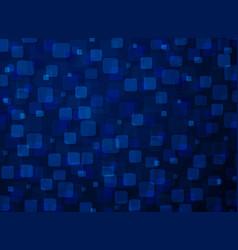 futuristic small square pattern design vector image