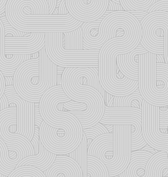 Round-lines-pattern-light-grey vector