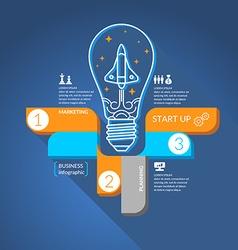 Start Business Infographics vector