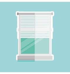 Window icon design vector
