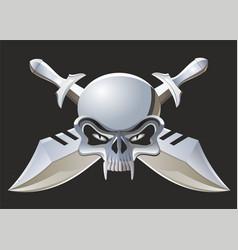 Bucanero swords vector