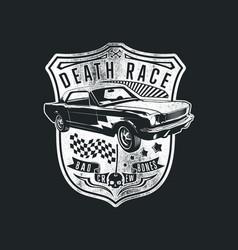 Car death vector