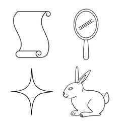 Magic vector image