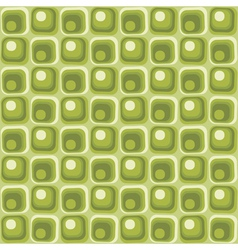 retro clusters vector image vector image