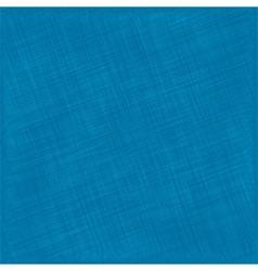 Blue Natural Cotton Fabric Textile Background vector