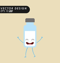 character food design vector image