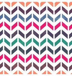chevron pattern seamless pastel colors vector image