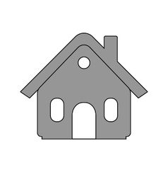 Home symbol icon vector