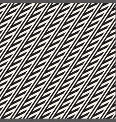 interlacing parallel stripes seamles vector image
