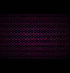 purple geometric polygons background abstract vector image