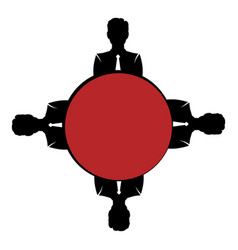 business negotiations icon icon cartoon vector image vector image