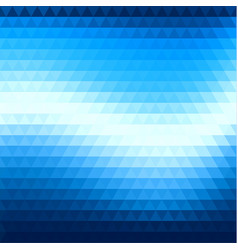 abstract geoemtric flow background vector image