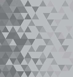 Abstract Triangle Geometrical Multicolored Backgro vector image