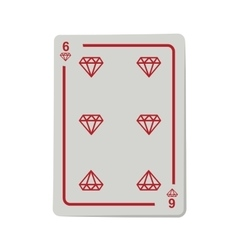 casino poker cards vector image vector image