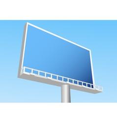 Billboard outdoor vector