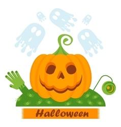 Helloween poster vector