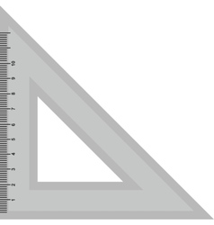 Measurement Ruler vector