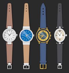 watch-set-long vector image