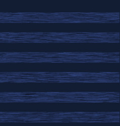Navy marl heather striped seamless pattern vector