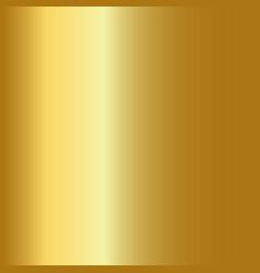 gold gradient vector image vector image