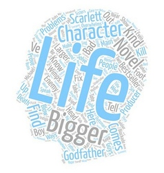 Create The Bigger than life Character For Your vector