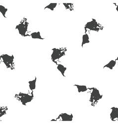 America pattern vector image