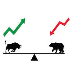 Bull and bear on balance vector