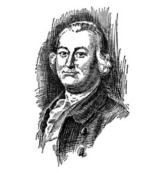 James otis vintage vector