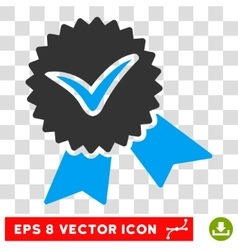 Validation Seal Eps Icon vector